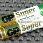 GP Batteri AA 2-pk.